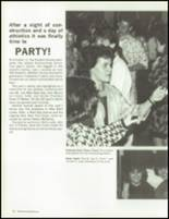 1987 West Islip High School Yearbook Page 80 & 81