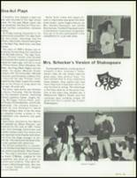 1987 West Islip High School Yearbook Page 86 & 87