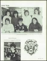 1987 West Islip High School Yearbook Page 110 & 111