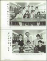 1987 West Islip High School Yearbook Page 114 & 115
