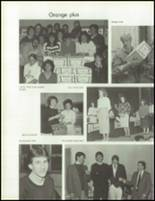 1987 West Islip High School Yearbook Page 124 & 125