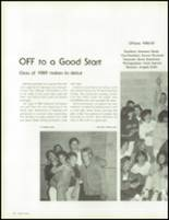 1987 West Islip High School Yearbook Page 126 & 127