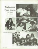 1987 West Islip High School Yearbook Page 128 & 129