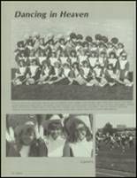 1987 West Islip High School Yearbook Page 136 & 137
