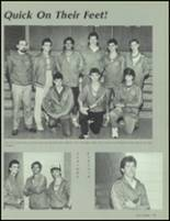 1987 West Islip High School Yearbook Page 146 & 147
