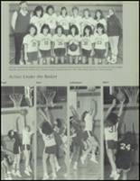 1987 West Islip High School Yearbook Page 154 & 155