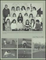 1987 West Islip High School Yearbook Page 156 & 157