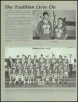 1987 West Islip High School Yearbook Page 166 & 167