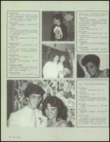 1987 West Islip High School Yearbook Page 206 & 207