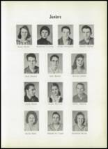1959 Eagletown High School Yearbook Page 26 & 27