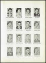 1959 Eagletown High School Yearbook Page 30 & 31
