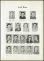 1959 Eagletown High School Yearbook Page 34 & 35