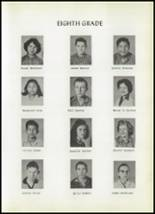 1959 Eagletown High School Yearbook Page 36 & 37