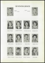 1959 Eagletown High School Yearbook Page 40 & 41