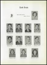 1959 Eagletown High School Yearbook Page 42 & 43