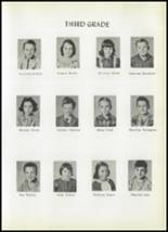 1959 Eagletown High School Yearbook Page 54 & 55