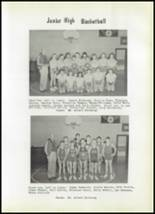 1959 Eagletown High School Yearbook Page 70 & 71