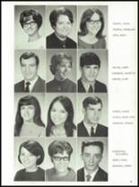1969 Hayward High School Yearbook Page 12 & 13