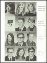 1969 Hayward High School Yearbook Page 14 & 15