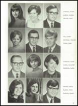 1969 Hayward High School Yearbook Page 16 & 17