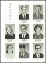 1969 Hayward High School Yearbook Page 26 & 27