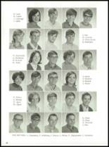 1969 Hayward High School Yearbook Page 32 & 33