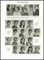 1969 Hayward High School Yearbook Page 34 & 35