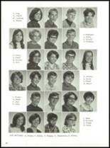 1969 Hayward High School Yearbook Page 38 & 39