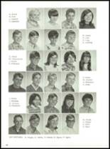 1969 Hayward High School Yearbook Page 44 & 45
