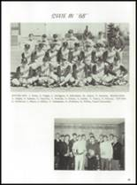 1969 Hayward High School Yearbook Page 66 & 67