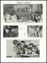 1969 Hayward High School Yearbook Page 92 & 93