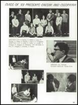1969 Hayward High School Yearbook Page 106 & 107