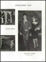 1969 Hayward High School Yearbook Page 110 & 111