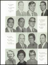 1969 Hayward High School Yearbook Page 124 & 125