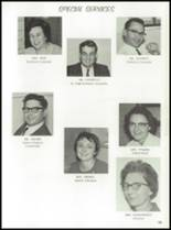 1969 Hayward High School Yearbook Page 128 & 129