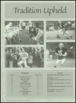 1998 Central Catholic High School Yearbook Page 86 & 87