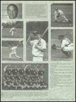 1998 Central Catholic High School Yearbook Page 108 & 109
