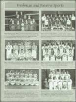 1998 Central Catholic High School Yearbook Page 118 & 119