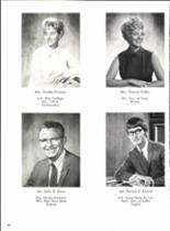 1971 Greenhill School Yearbook Page 22 & 23
