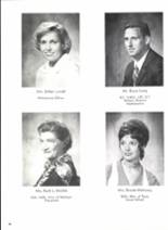 1971 Greenhill School Yearbook Page 28 & 29