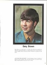 1971 Greenhill School Yearbook Page 46 & 47