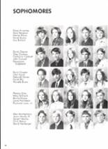 1971 Greenhill School Yearbook Page 96 & 97