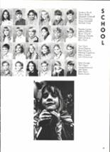 1971 Greenhill School Yearbook Page 100 & 101