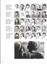 1971 Greenhill School Yearbook Page 102 & 103