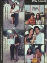 1982 Palm Springs High School Yearbook Page 16 & 17