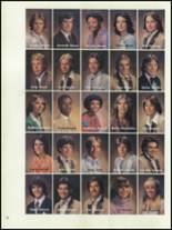 1982 Palm Springs High School Yearbook Page 30 & 31