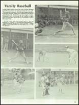 1982 Palm Springs High School Yearbook Page 42 & 43