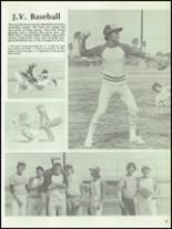 1982 Palm Springs High School Yearbook Page 44 & 45