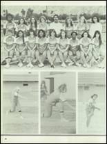 1982 Palm Springs High School Yearbook Page 48 & 49