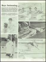 1982 Palm Springs High School Yearbook Page 50 & 51